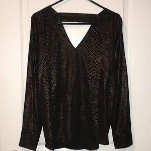 Ana blouse size large NEWW/ TAGS .